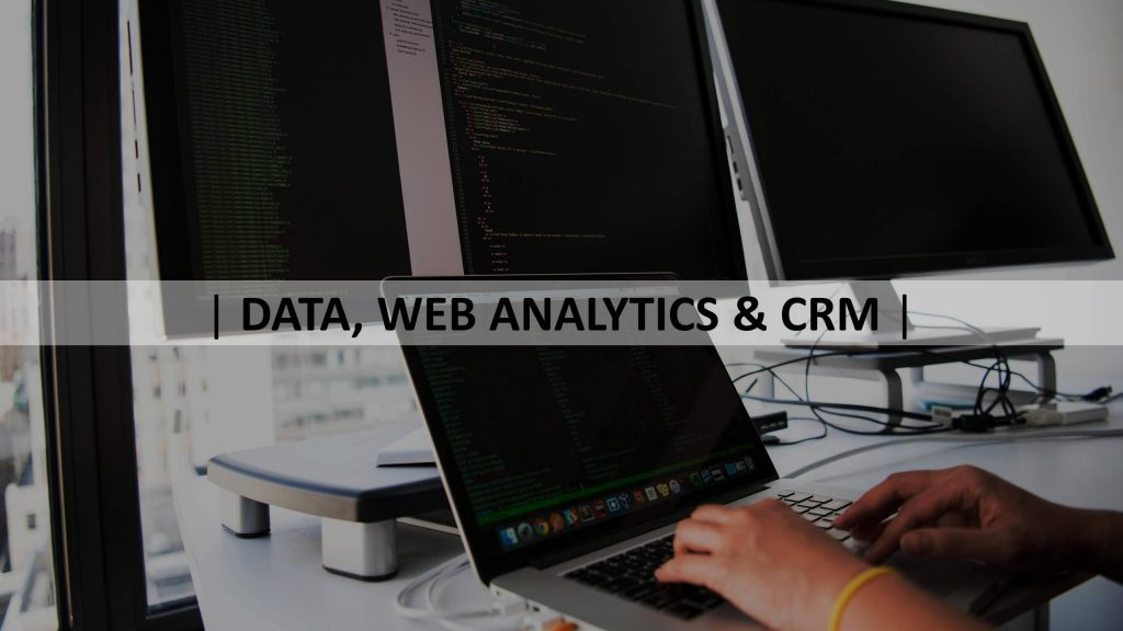 DATA, WEB ANALYTICS & CRM - AGENCE KLAS PARIS