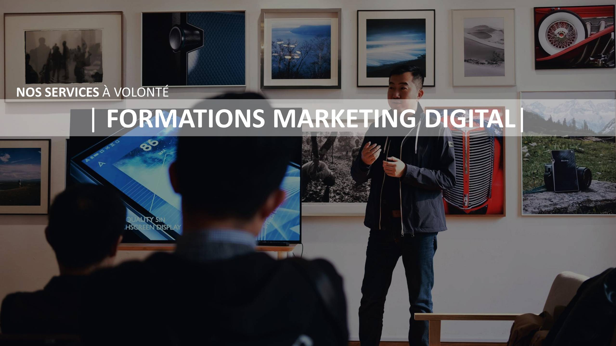 KLAS PARIS - FORMATIONS MARKETING DIGITAL