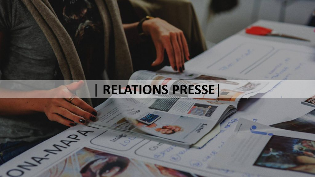 RELATIONS PRESSE ET E-INFLUENCE - AGENCE KLAS PARIS